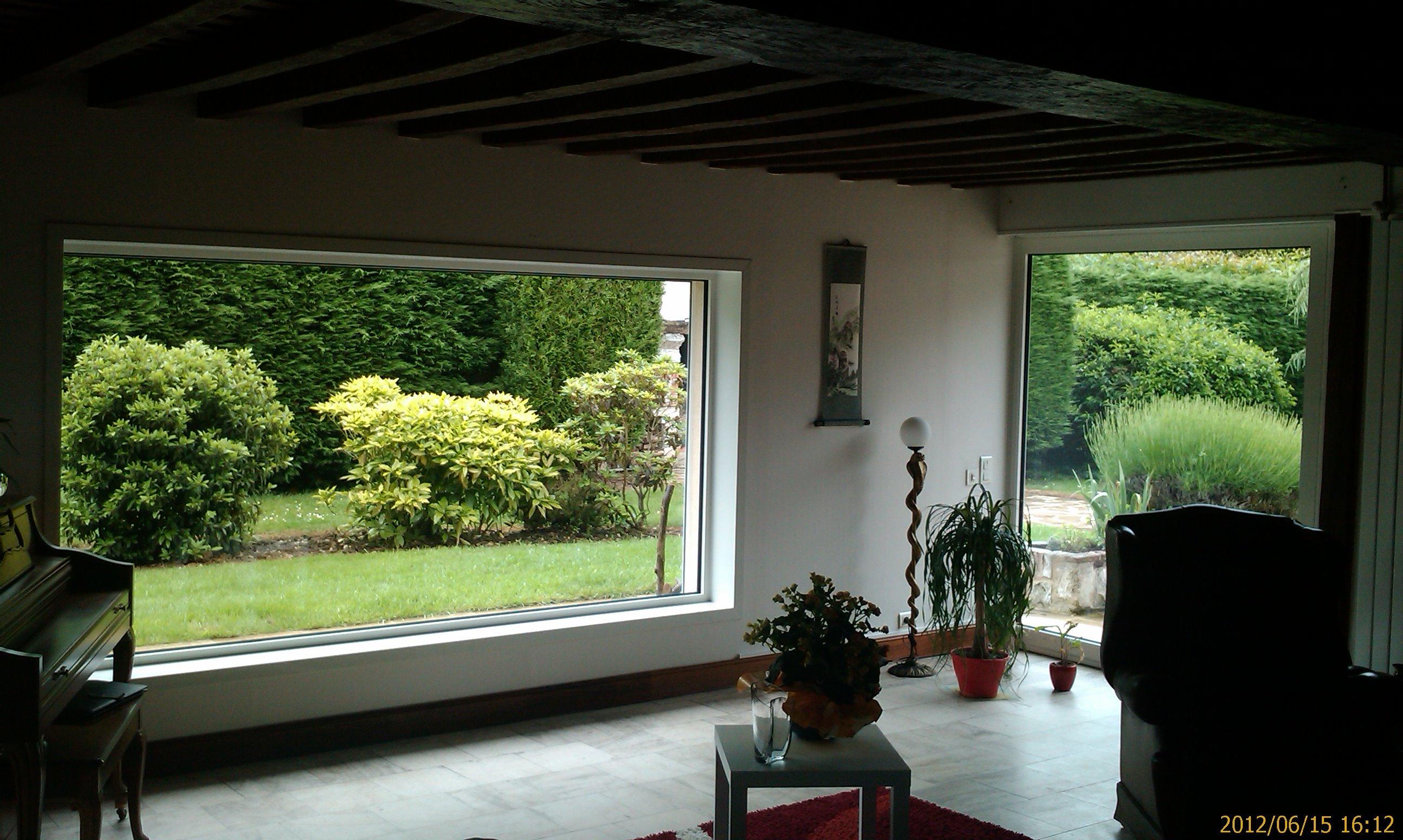 Vérandas et fenêtres
