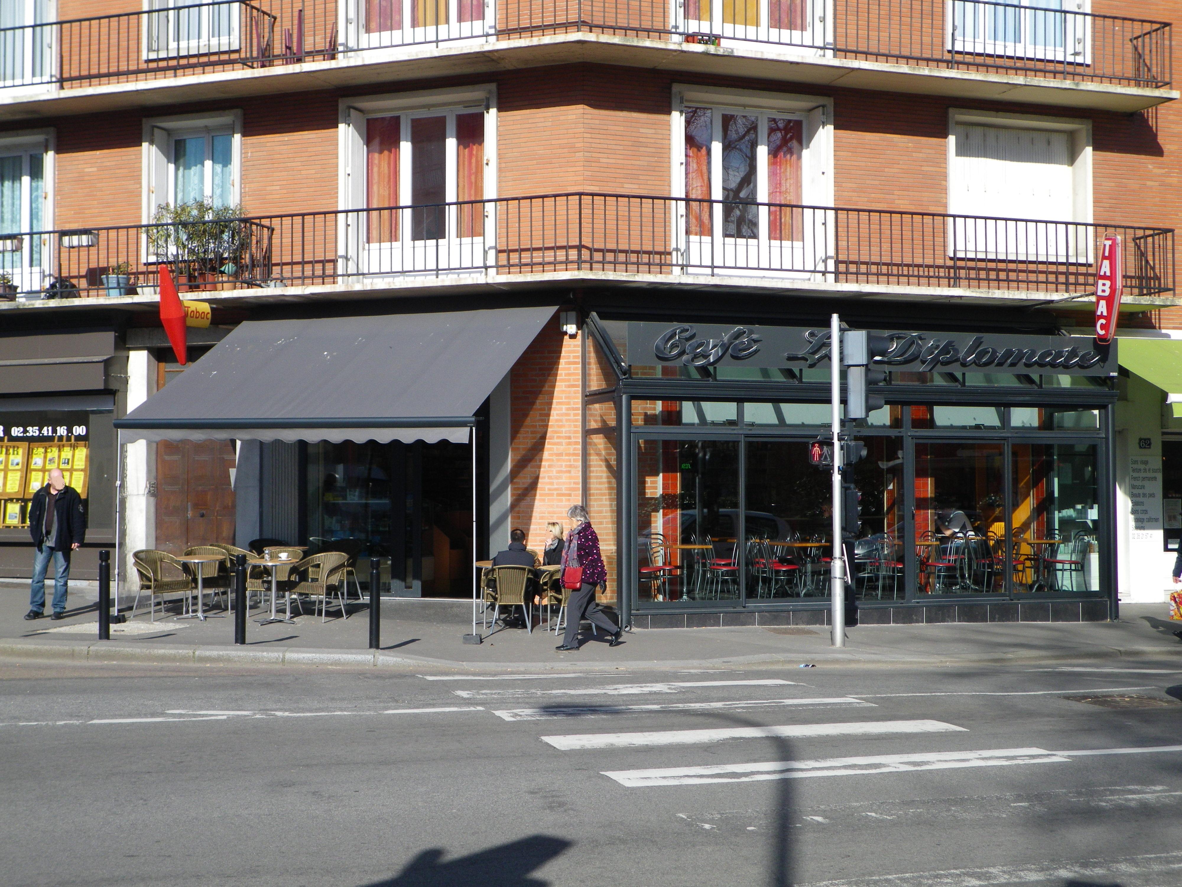 Bar le Diplomate Le Havre