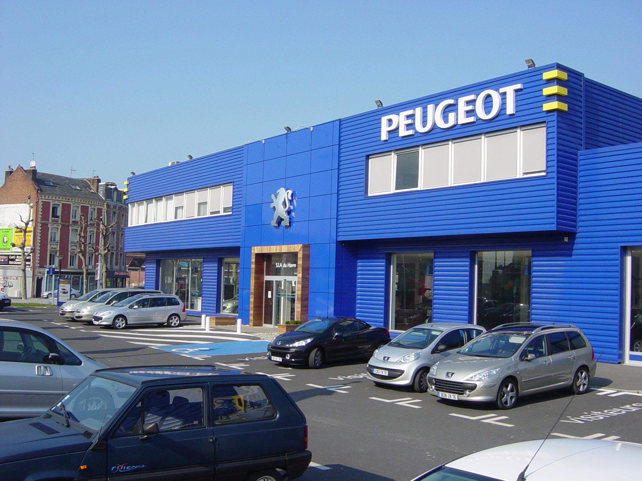 Peugeot Le Havre
